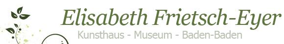 Kunsthaus Museum Elisabeth Frietsch-Eyer